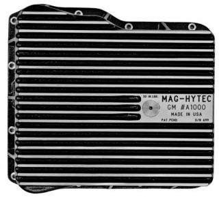 Mag Hytec Transmission Pan 01 12 Chevy & GMC Duramax 6.6L Diesel w