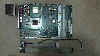 Intel Pentium 4 1.8ghz processor + Socket 478 motherboard (dell 8200