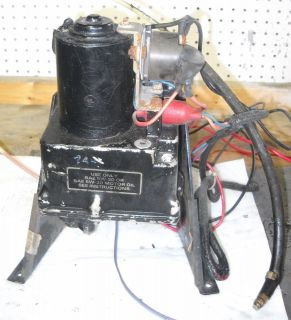 MERC CRUISER OLD STYLE HYDRAULIC TRIM PUMP ASSEMBLY COMPLETE