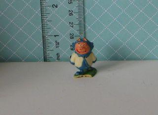 Vintage Marx Hanna Barbera Tinykins Benny Top Cat Figure 3sf Cake