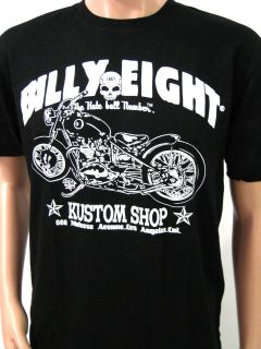 XL SIZE VINTAGE MOTORCYCLE WEST COAST CHOPPER CUSTOM ROCK A BILLY