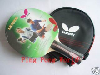 Butterfly Table Tennis Racket TBC302, NEW