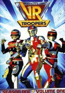 vr troopers dvd in DVDs & Blu ray Discs