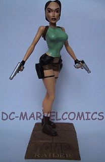 LARA CROFT TOMB RAIDER MIB 14 STATUE FIGURINE 1996 CORE & EIDOS