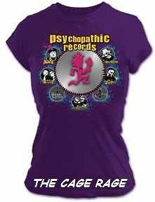 INSANE CLOWN POSSE   T SHIRT   ICP   FAMILY SHIELD   S,M,L   GIRLS