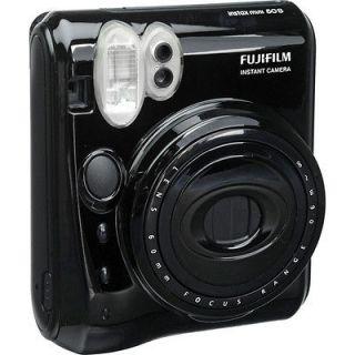 Fujifilm Instax Mini 50s Instant Camera Piano Black 50 s / NEW