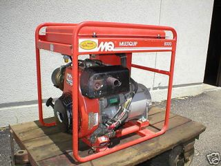 multiquip generator in Business & Industrial