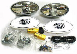HELLA COMET FF300 HALOGEN DRIVING LIGHTS LAMP KIT