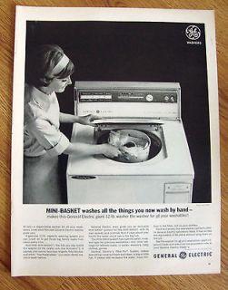 wash machine ge