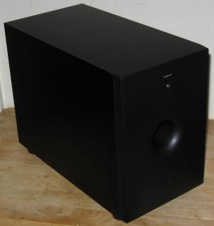 Powered Subwoofer for Teac MC DX32i Compact Stereo System