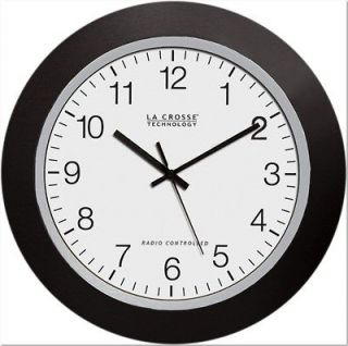 La Crosse Technology WT 3102B 10 Atomic Wall Clock