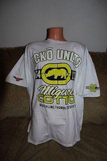 New Mens MMA Mark Ecko Unltd Miguel Cotto T Shirt L