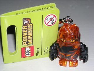LEGO POWER MINERS Firax Rock Monster Minifig Keychain
