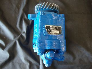 FORD TRACTOR ORIGINAL POWER STEERING PUMP 2000 5000