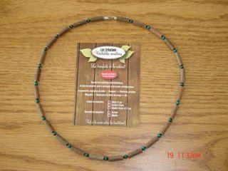 Hazelwood Necklace Bead Collier de Noisetier Perle