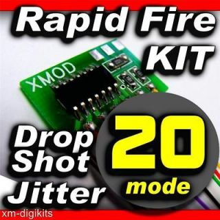 Rapid Fire KIT   XMOD 20 Mode   Modded XBOX MW3 Black Ops   DROP SHOT