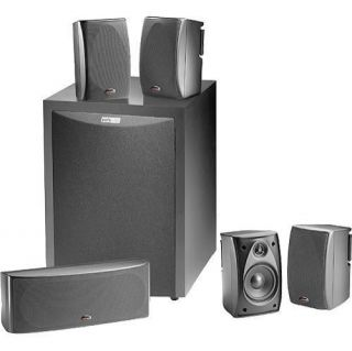 polk audio surround speakers in Home Speakers & Subwoofers