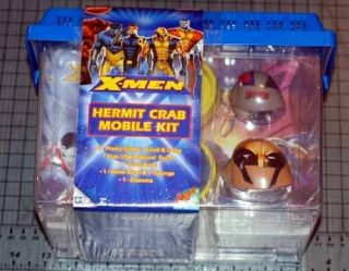 men Marvel Hermit Crab Mobile Kit