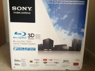Sony BDV T57 5.1 Channel Home Theater System with Blu ray Player