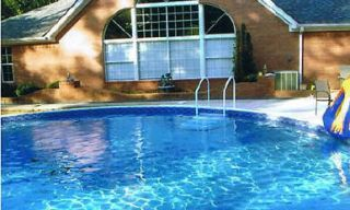 18x33 Oval In Ground Self install Swimming Pool Kit