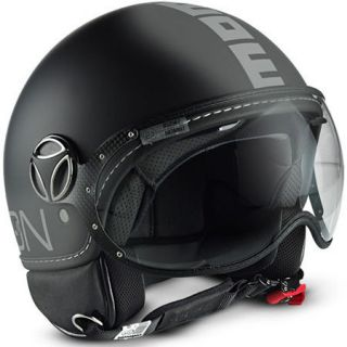 HELMET JET MOMO DESIGN OPEN FACE MODEL FIGHTER CLASSIC 012 COLLECTION