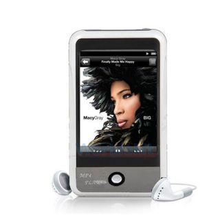 4GB 2.8 TFT LCD Touch Screen  MP4 Player FM Radio Digital Camera