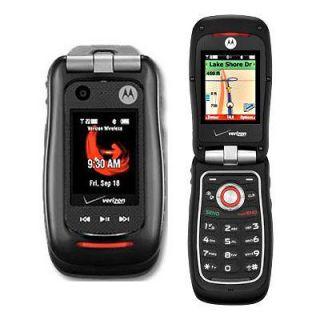 Verizon Motorola Barrage V860 Waterproof GPS Cell Phone