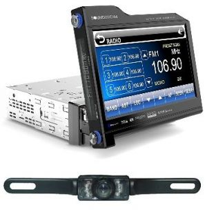 Soundstream VIR 8300NR 8.3 1 Din Flip Out CD/DVD/iPod/USB/AUX Player