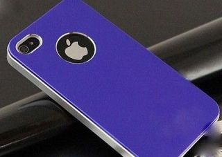 New Stylish Slim Metal Hard Case Cover For Apple iPhone 5