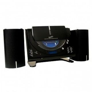 NEW SUPERSONIC WALL MOUNTABLE HOME STEREO MICRO CD PLAYER AM/FM RADIO
