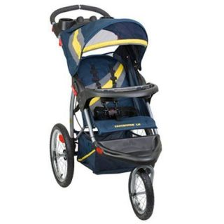 Baby Trend Expedition LX Swivel Jogger Baby Jogging Stroller   Riveria