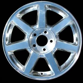 2004 2007 Cadillac CTS / STS 17 inch Polished Wheel