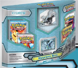 pokemon black and white cards kyurem in Toys & Hobbies