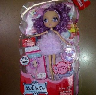 LA DEE DA Doll *TYLIE COTTON CANDY CRUSH Sweet Party* NEW Factory