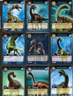 dinosaur king cards in Collectibles
