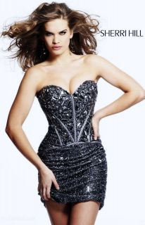 Sherri Hill 1429 Party dress, Cocktail Dress, Prom NWT Style 1429 ON