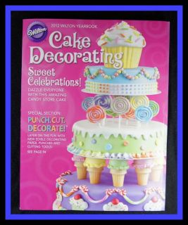 now wilton instructional books cake decorating cookies pops brownies