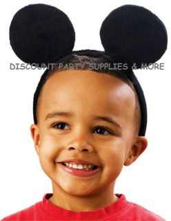 Disney Mickey Mouse Ears Headband Costume Accessory
