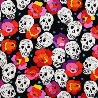 Henry Folklorico Estrella de los Muertos Black Day of the Dead /Yd