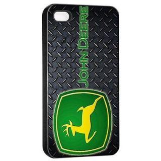 JD John Deere iPhone 5 Back Cover Case Protection Black