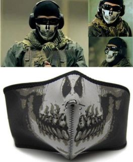 Navy Seal Skull Face Mask