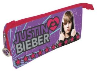 Justin Bieber Pencil Case Stationery Brand New Gift