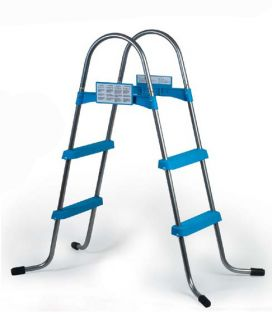 Confer 6000 b in pool ladder for above ground pools confer plastics for Pop up swimming pool maintenance