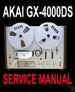 akai 4000ds in Reel to Reel Tape Recorders