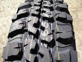 Federal 265/70r17 Mud Terrain truck tires LT, 2657017,off road