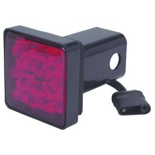 Trailer Hitch Cover with 12 LED Brake Light ​