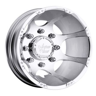 16 inch Crazy Eightz Chrome Dually wheels rim Ford F350