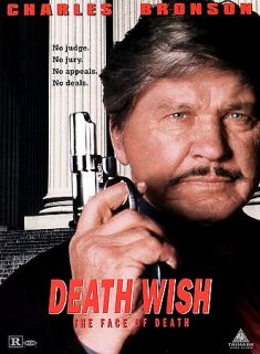 Death Wish 5 The Face of Death (DVD, 19