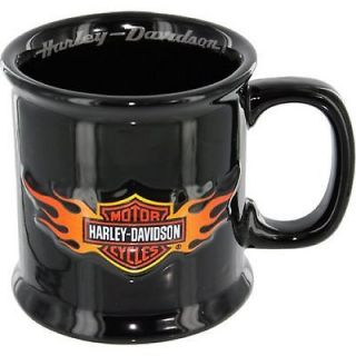 Motorcycles  American  Harley Davidson  Dishes, Cups & Mugs