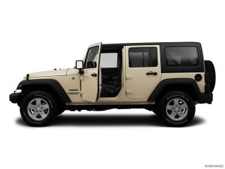 Jeep Wrangler 2012 Unlimited Sahara